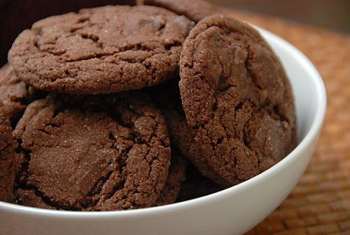 koolhydraatarme chocolade koekjes